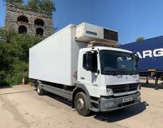 2009 Mercedes-Benz 1524 15 TonS 240 BHP Manual gearbox