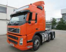 2008 Volvo FM13.480  44 Tons 6x2 Globetrotter Tractor Unit