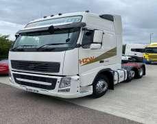 2009 Volvo FH13 48BHP 44 Tons 6x2 XL Globetrotter