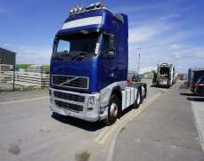 2006 Volvo FH12 500 6x2 44 Tons + TAG Axle Tractor Unit XL Globetrotter Twin Sleeper Cab