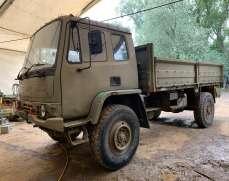 Leyland DAF 4x4 cargo truck ex army low kms under 27,882 kms Right Hand Drive & Right hand drive RHD available