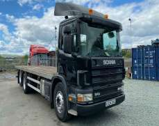 2003 Scania 94 6x2 26 Tonnes  Manual gearbox