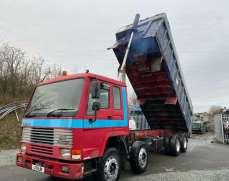 1994 Volvo Fl10 8x4 32 Tons Double Diff Bult Body