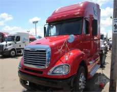 2007 Freightliner Columbia 120 44 Tones Double diff sleeper cab(two beds)Altrashift auto, Stereo