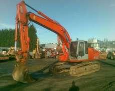 Hitachi Excavator X215LC