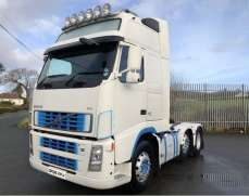 ition Good 2008 Volvo FH 13 FH13 6X2 480 Euro 5 Manual Gearbox Tractor Unit Tipping Gear  Price:£11,500+2,350.00=£13,850.00 landed walvis bay