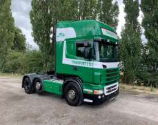 2011 Scania R440 44 Tonnes Tractor Unit, Sleeper Cab, Opticruise  Excellent condition