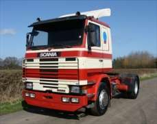 Scania 112 H Series