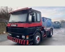 1988 Scania 93 280 4x2  44 Tons Sleeper Cab Vintage Original  Truck, Steel Suspension Manual Gearbox
