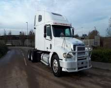 2004 Freightliner Columbia 120 6x4 44 Tonnes  Sleeper Cab Double diff