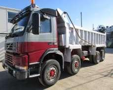 2000 Volvo FM12 380 8x4 32 Tonnes Tipper