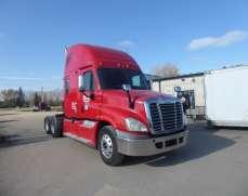 2009 Freightliner Cascadia 450 BHP 6x4 40+ Tons Sleeper Cab