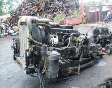 ISM Cummins M11 Engine Complete with Fuller  Gearbox