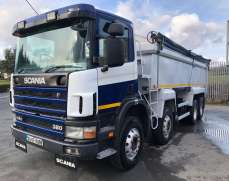 2003 Scania