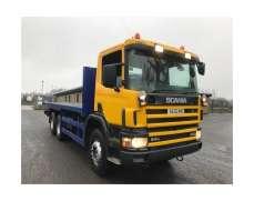 2002 Scania 94 6x4  26 Tonnes Flatbed Lorry