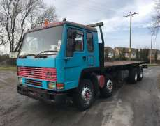 1994 Volvo FL10 8x4 32 Tons Double Diff on heavy duty springs ,